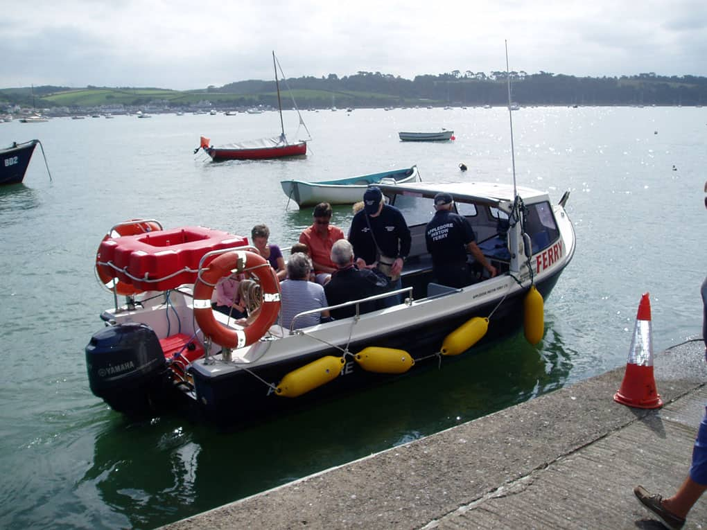 appledore-instow-ferry