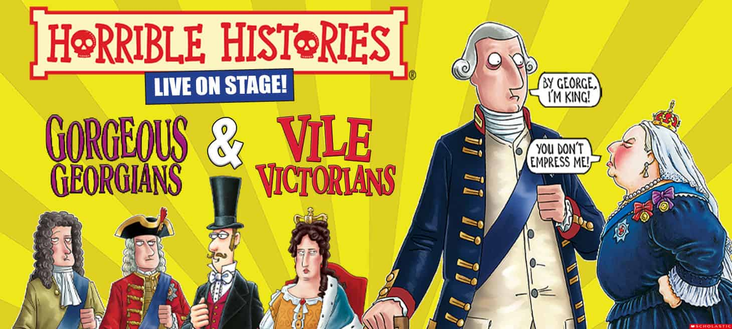Horrible Histories – August 22nd – Outdoor Theatre Season
